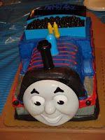 Thomas Train Birthday Party! train parti, luke parti, thoma parti, birthday parties, train birthday, thoma train, parti idea, landon parti, owen parti