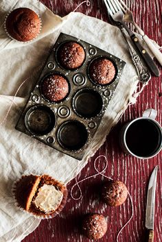 Gingerbread Muffins by pastryaffair, via Flickr