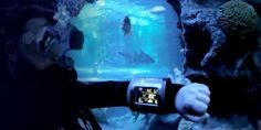 The INNOVASUB Divephone is Designed for Frogmen on a Budget #gadgets trendhunter.com