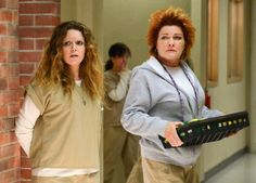 Kate Mulgrew and Lorraine Toussaint Talk ORANGE IS THE NEW BLACK Season 2, How They Feel About Their Characters' Arcs, and More by Christina Radish     Read more at http://collider.com/orange-is-the-new-black-season-2-interview-kate-mulgrew-lorraine-toussaint/#hlYav5FIk4JXXFMm.99