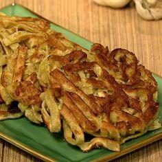 Mario Batali's Tagliatelle Pancakes Actually (via the Chew)