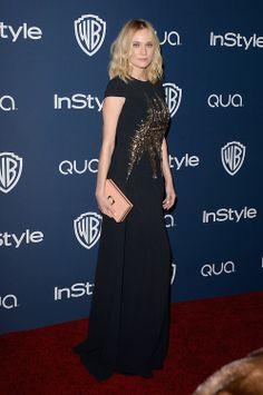 "Diane Kruger wears loose dress, Internet screams ""Pregnant!"""