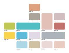 In unison 2014 colour trend l 39 unisson tendance couleurs 2014 o - Couleurs tendance 2015 ...