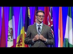 """Toastmasters The 2012 World Championship winning speech """"Trust is a Must"""". Ryan Avery at 25, is the youngest World Champion of Public Speaking in history of Toastmasters."""