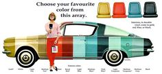 Vintage Car Advert!