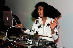 Solange Knowles Playlist for Azede Jean Pierre's Runway Show