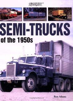 truck driver, semi truck