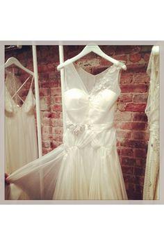 Jenny Packham - Spring 2014 Bridal Market