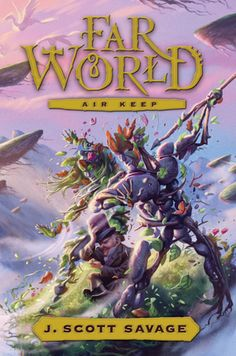 The adventure continues in the third of a four-part series, Far World: Air Keep.  Click to learn more.