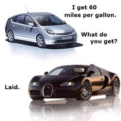 Hilarious images of the week, 71 images. I Get 60 Miles Per Gallon. What Do You Get ?