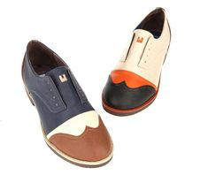 Manchester Oxfords