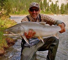 Elk River Bull Trout www.simmsfishing.com elk river