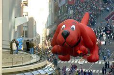 macys balloons | Macy's parade balloons | 2003 | photoMojo | WIVB.COM