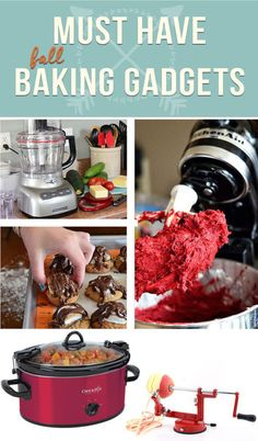Must Have Fall Baking Gadgets