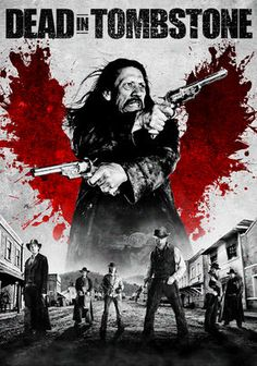 Dead in Tombstone is an action film starring Danny Trejo as the leader of an outlaw gang in the west. Anthony Michael Hall is the gang member who betrays Trejo and kills him. Mickey Rourke as the devil makes a deal with Trejo that he would return to life but he has to deliver the souls of the entire gang to him in one day. I loved the premise and the action of the film as well as the cinematography.