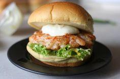 How to make Shrimp Burgers