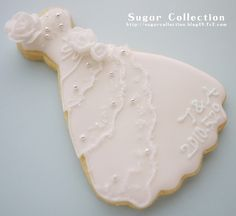 wedding dress by JILL's Sugar Collection, via Flickr