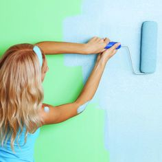 wandgestaltung farbakzente setzen on pinterest dekoration wands and teal paint colors. Black Bedroom Furniture Sets. Home Design Ideas