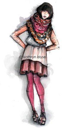Susie Bubble by Kathryn Elyse