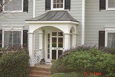roof, idea, metal, portico, front doors, hous, front entri, front porches, covered porches