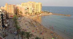 The Beach - Torrevieja Spain