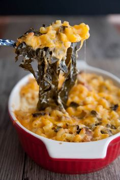 Dinner for Two: Spicy Mac 'n Collards