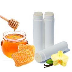 Honey Vanilla Lip Balm Recipe