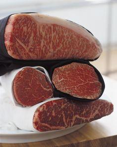 Kobe Beef. Love. LOVE.