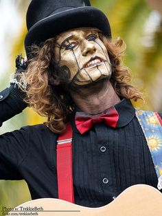 The Jon (used to be in Steam Powered Giraffe. ):  )