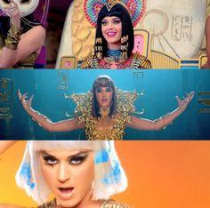 Katy Perry's Dark Horse music video