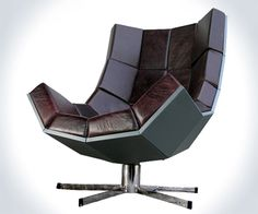 Villain Chair | DudeIWantThat.com