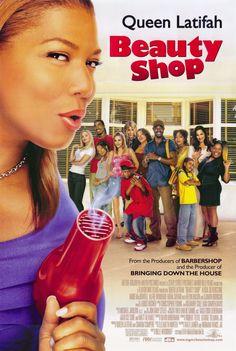 Beauty Shop with  Queen Latifah, Alicia Silverstone, Djimon Hounsou, Andi MacDowell & Kevin Bacon