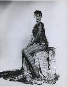 Audrey as Ondine.
