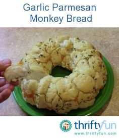 This page contains pull apart bread recipes. Pull apart bread, sometimes called monkey bread is fun and easy to make.