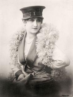 Women's Hats, 1913-1915 | Retronaut