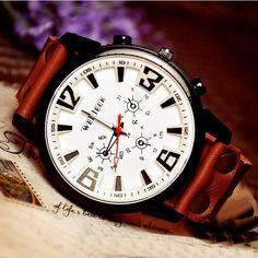 Handmade Vintage Quartz Wrist Watch