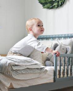 Precious toddler bed