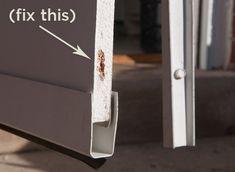 How to: Repair Stripped Screw Holes in Wood.