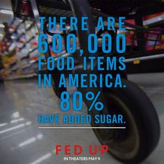 Fed Up movie review: It's likely to change everything you think about food, diet, and everything in your pantry.