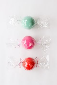 diy candy ornaments /studio diy