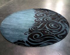 Area Rug: Momeni's New Wave...  Speaks for itself, I so want it