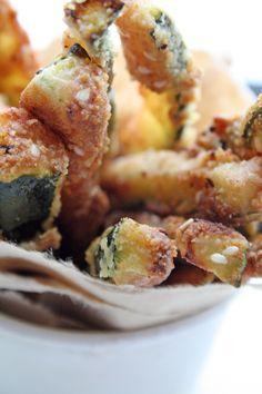 pradarias nas pétalas - alimentos e fotografia: cozido abobrinha frita