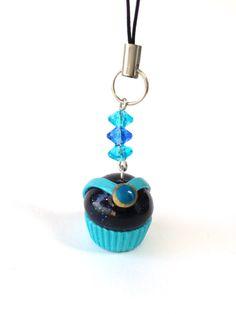 Jasmine Disney Inspired Cupcake Polymer Clay by PixieDustedCharms, $11.00