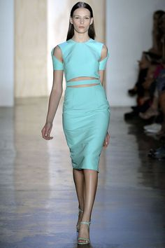 Cushnie et Ochs | Spring 2013 Ready-to-Wear Collection | Style.com