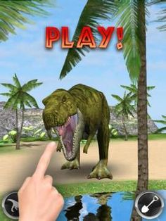 Dino Digger - dig up dinosaur bones and change them into interactive 3D skeletons. Appysmarts score: 82/100