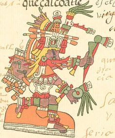 Codex Telleriano-Remensis Illustrations