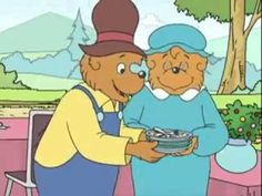 The Berenstain Bears - Family Get Together (2-2)