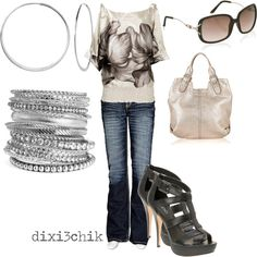 Heels, created by dixi3chik
