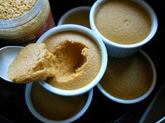 Crockpot Pumpkin Custard - My littles will think they get pie for breakfast! haha. Gonna try this in a crockpot- why did I never think of this?!