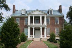 The Hermitage - Pres. Andrew Jackson's home